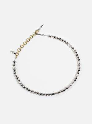 [WANT &P!CK] modgone  Mini Ball Necklace