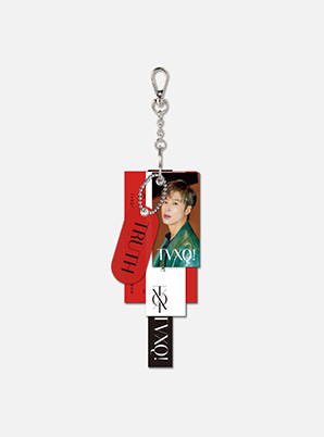 [Online Exclusive] TVXQ! LAYERED KEYRING - The Truth of Love