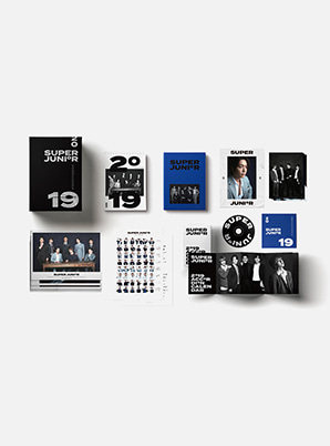 SUPER JUNIOR SEASON'S GREETING 2019
