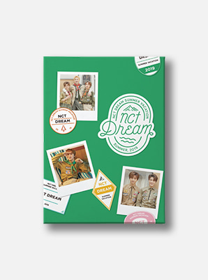 NCT DREAM 2019 NCT DREAM SUMMER VACATION KIT6/17 이후 순차 배송 예정