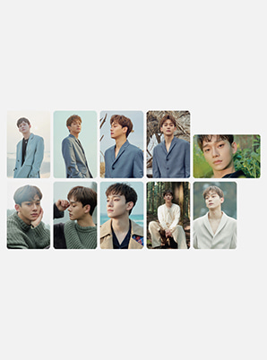 CHEN STICKER PACKAGE (APRIL)