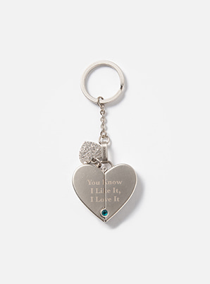 SHINee LOVELOVE KEYRING