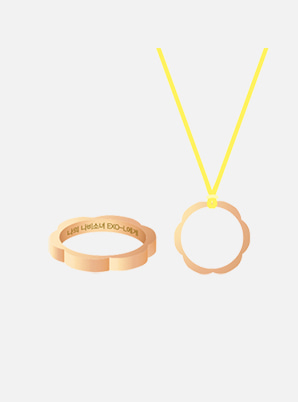 "XIUMIN XIUMIN Fanmeeting ""XIUWEET TIME"" MD_RING (NECKLACE TYPE)6/1 이후 순차 배송"