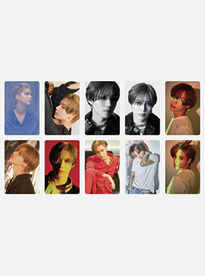 TAEMIN STICKER SET - WANT
