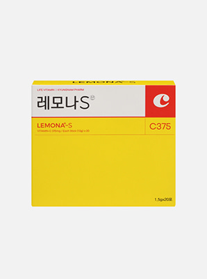 [IRENE &P!CK] LEMONA Lemona S Powder 20 pcs