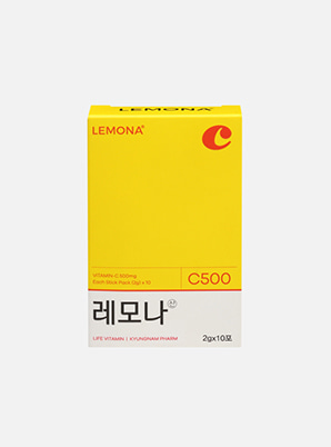 [IRENE &P!CK] LEMONA Lemona S Powder 10 pcs