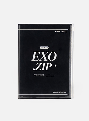EXO ZIPPER NOTE