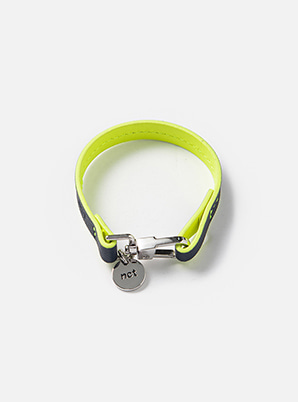 NCT COLOR LEATHER BRACELET