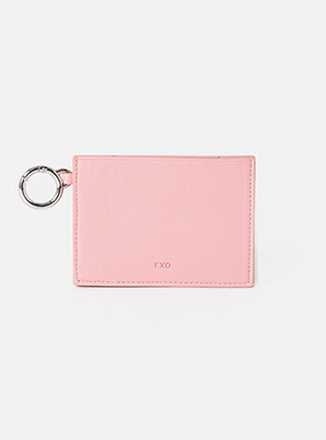 EXO COLOR LEATHER WALLET