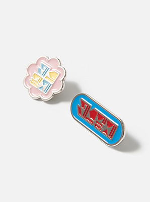 [La Rouge EVENT] TYPOGRAPHIC BADGE