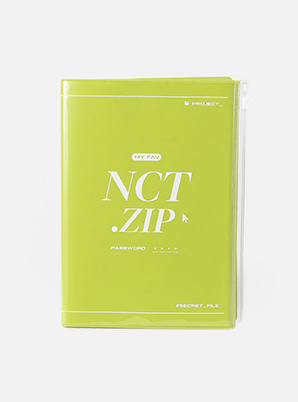 NCT ZIPPER NOTE