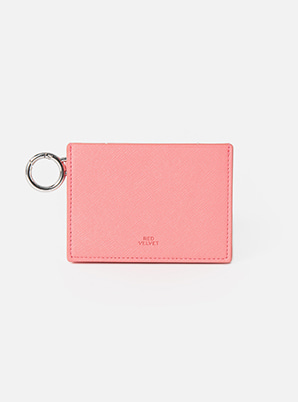 Red Velvet COLOR LEATHER WALLET