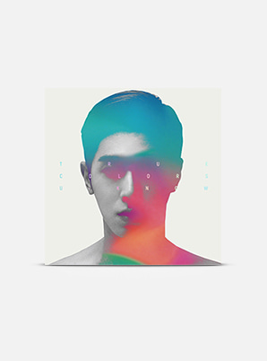 U-Know 1st Solo Album 'True Colors' (Khino)