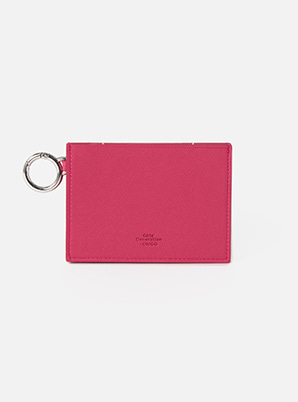 GIRLS' GENERATION-Oh!GG COLOR LEATHER WALLET