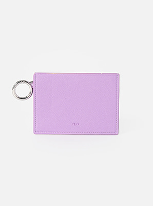 f(x) COLOR LEATHER WALLET