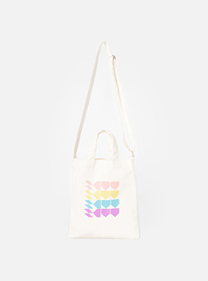 Red Velvet TYPOGRAPHIC ECO BAG