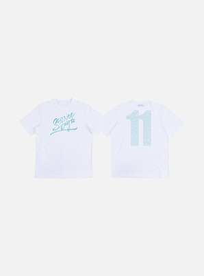 SHINee DEBUT 11th ANNIVERSARY EXHIBITION T-SHIRT
