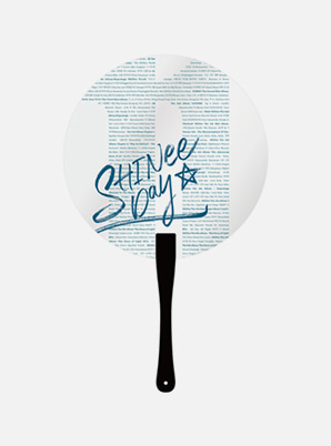 SHINee DEBUT 11th ANNIVERSARY EXHIBITION FAN