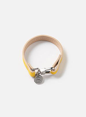 BoA COLOR LEATHER BRACELET