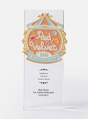 Red Velvet TROPHY 5TH
