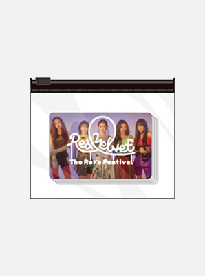 Red Velvet STICKER SET - 'The ReVe Festival' Day 1