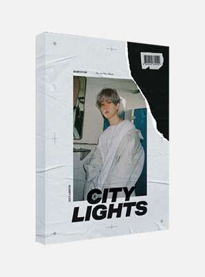 BAEKHYUN POSTCARD BOOK - City Lights
