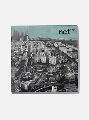 NCT 127 LP COASTER - Regular-lrregular