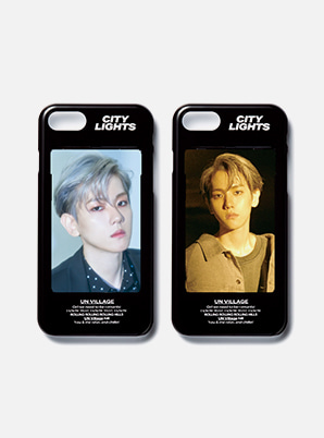 BAEKHYUN FRAME CASE - City Lights