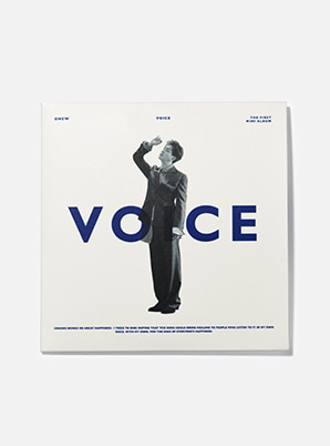 ONEW LP COASTER - VOICE