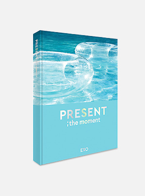 EXO  PRESENT ; the moment PHOTO BOOK