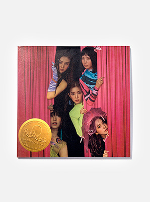 Red Velvet LP COASTER - The ReVe Festival' Day 1