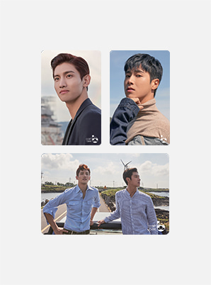 TVXQ! TRANSPORTATION CARD