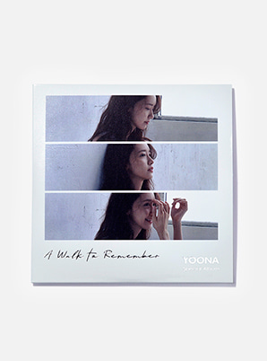 YOONA LP COASTER - A Walk to Remember