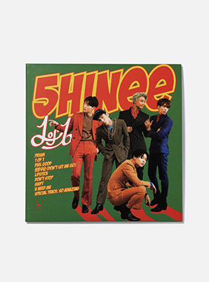 SHINee LP COASTER - 1 of 1
