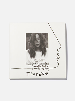TAEYEON LP COASTER - Something New