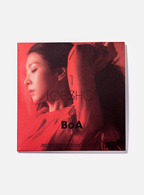 BoA  LP COASTER - ONE SHOT, TWO SHOT