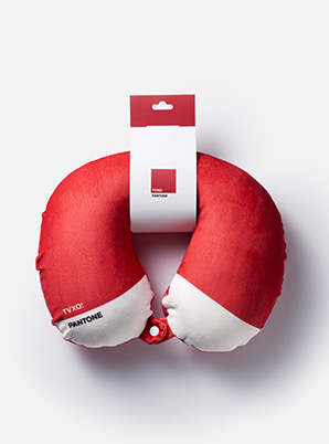 [MD &P!CK] TVXQ!  2019 SM ARTIST + PANTONE™ NECK PILLOW