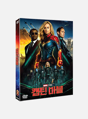 [MD &P!CK] Captain Marvel DVD