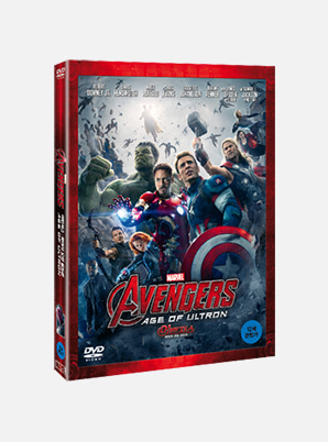 [MD &P!CK] Avengers: Age of Ultron DVD