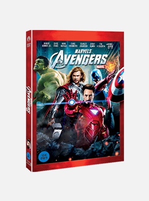 [MD &P!CK] The Avengers DVD