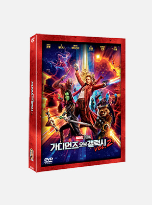 [MD &P!CK] Guardians of the Galaxy Vol. 2 DVD