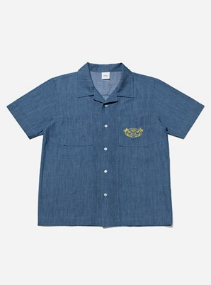 HAWAII SHIRT - DENIM