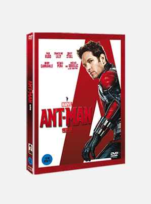 [MD &P!CK] Ant-Man DVD