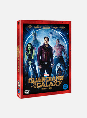 [MD &P!CK] Guardians of the Galaxy DVD