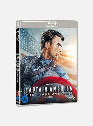 [MD &P!CK] Captain America: The First Avenger Blu-ray