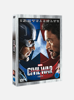 [MD &P!CK] Captain America: Civil War DVD