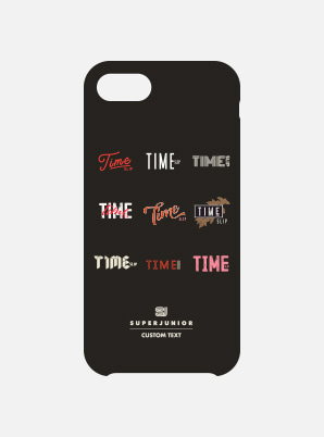 SUPER JUNIOR ARTIST CASE - Time_Slip