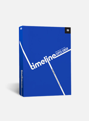 SUPER JUNIOR The 9th Album - TIMELINE (Special ver.)