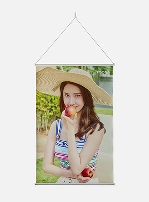 YOONA WALL SCROLL POSTER