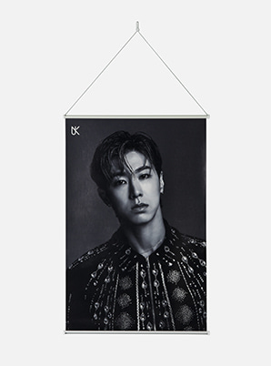 U-KNOW WALL SCROLL POSTER